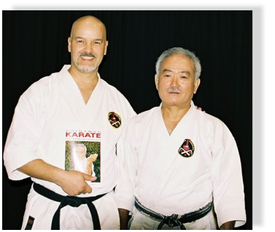 Ota hanshi at seminar in Orlando